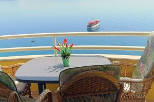 apartmány Chorvatsko u moře